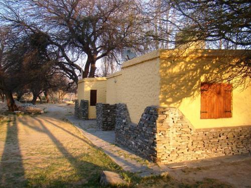 Cabañas Achalay