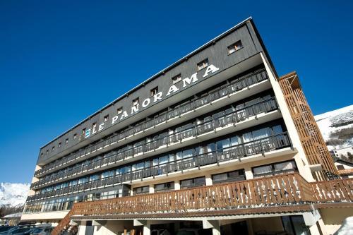 Hôtel Club mmv Le Panorama *** Les Deux Alpes