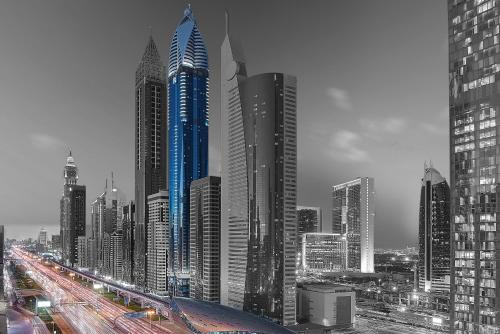 Rose Rayhaan By Rotana - Dubai, Trade Centre 2