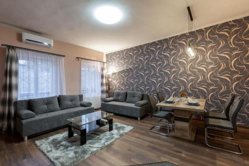 Silver Magic Downtown Apartment, Pension in Budapest