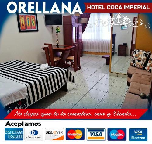 . Hotel Coca Imperial