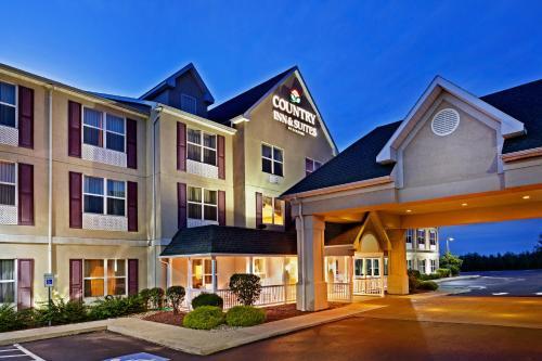 Country Inn & Suites By Radisson Frackville (pottsville) Pa