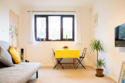 Bright And Modern Flat In Rotherhithe