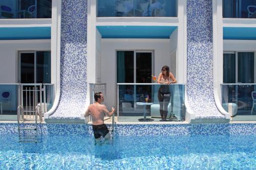 Oludeniz Ocean Blue High Class Hotel & SPA fiyat