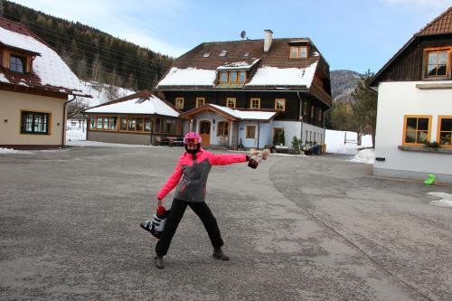 Pension Zechnerhof - Hotel - Sankt Georgen ob Murau