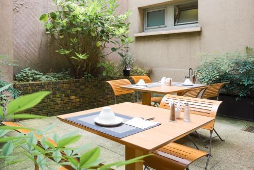 Hotel Le Richemont - Hôtel - Paris