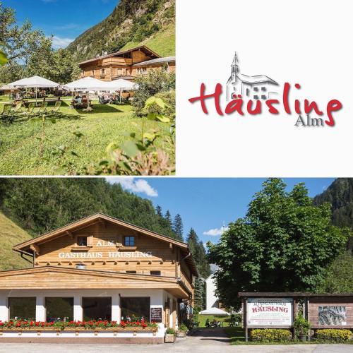 Gasthaus Häusling Alm Mayrhofen