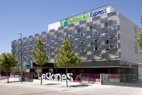 Holiday Inn Express Madrid Leganes, an IHG hotel - Hotel - Leganés