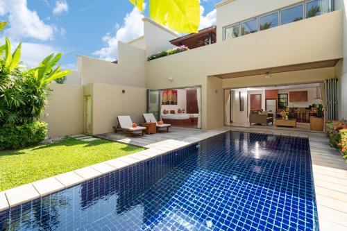 Modern Villa @ BangTao - Pool Parking Fitness center Modern Villa @ BangTao - Pool Parking Fitness center