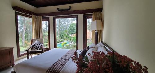 Villa Bali Dolat Indah Karo Price Address Reviews