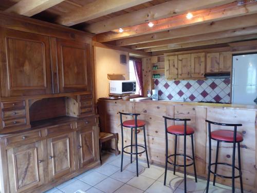 Chalet Les Liouès - Apartment - Sollières-Sardières