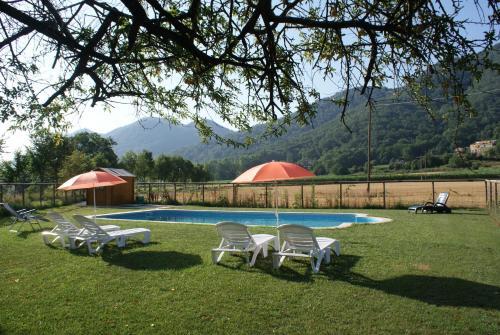 Mas Prat - Apartment - Vall de Bianya