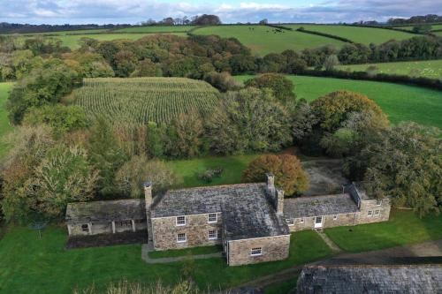 Boconnion Farm House, Bodmin, Cornwall