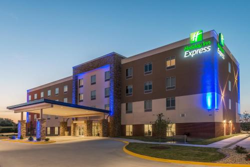 . Holiday Inn Express Troy