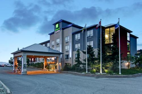 Holiday Inn Express Kamloops, an IHG hotel - Hotel - Kamloops