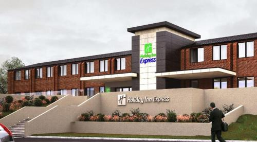 Holiday Inn Express - Wigan, Wigan