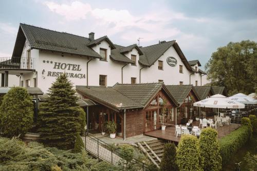 Accommodation in Wierzchowisko