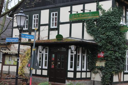 . La Rustica Altstadthotel