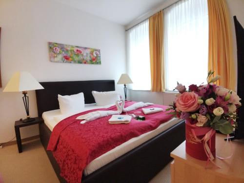 . Apartments Fichtelberger Blick