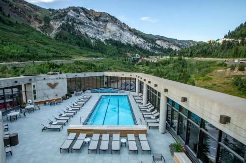 Cliff Lodge and Spa - Hotel - Snowbird Lodge