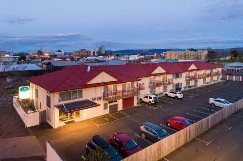 B-Ks Premier Motel Palmerston North - Hotel