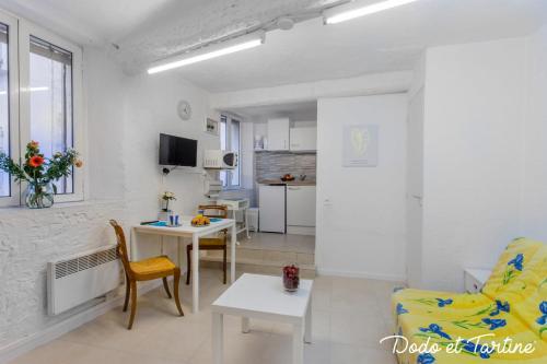 Charming studio downtown with AC - Dodo et Tartine - Location saisonnière - Toulon