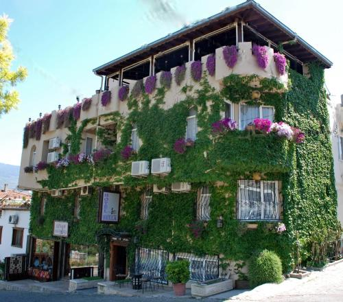 Selcuk Bella Hotel ulaşım