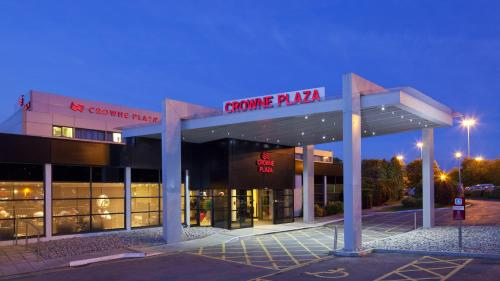 Crowne Plaza Manchester Airport, Manchester Airport