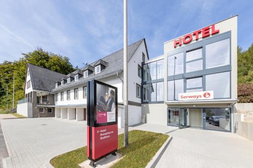 . Serways Hotel Reinhardshain Nord