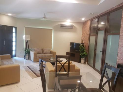 . Economical Opulence Luxury Apartment