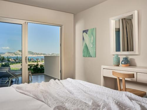 Superior Double or Twin Room with Panoramic Sea and Pool View (2 Adults)
