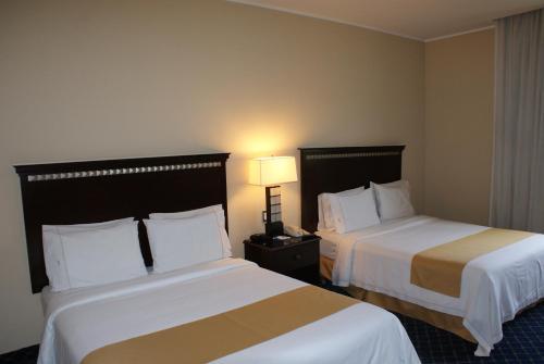 Holiday Inn Express Santa Fe, Ciudad de México