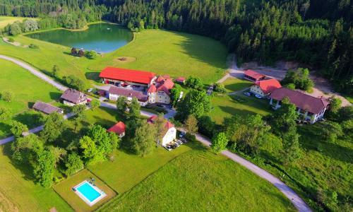 Appartement Ferien am Talhof, Pension in Sankt Urban bei Pritschitz
