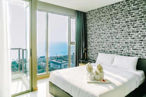 中天Riviera海景一室公寓sea view 中天Riviera海景一室公寓sea view