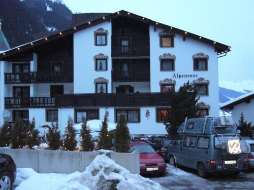 Hotel Garni Alpenrose Ischgl