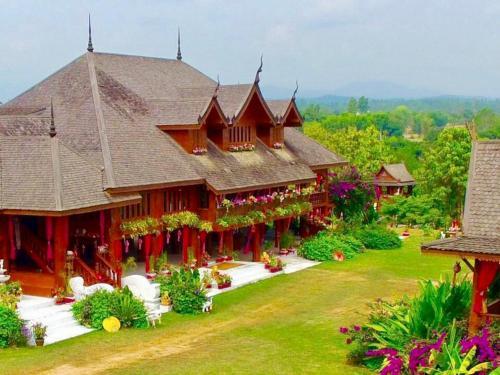 Thai Teak Palace Thai Teak Palace