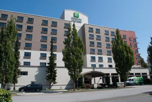 Holiday Inn Express Vancouver Airport-Richmond, an IHG hotel - Hotel - Richmond