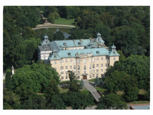 Kasteel-overnachting met je hond in Hotel Zamek Rydzyna - Rydzyna