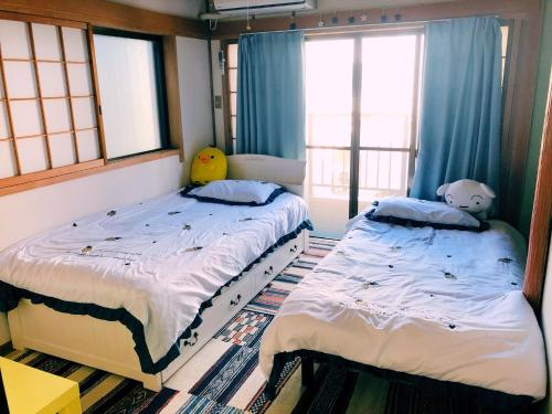 汐梦公寓 Osaka Guest house温馨大床房标准房