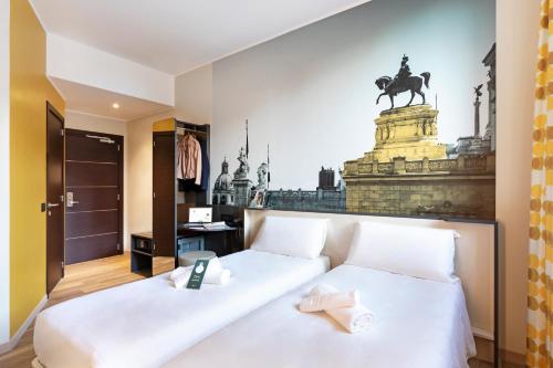 B&B Hotel Roma San Lorenzo Termini - image 12