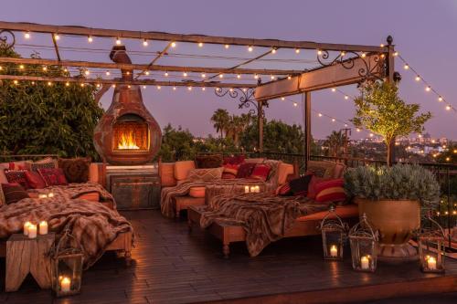 Petit Ermitage - West Hollywood, CA CA 90069