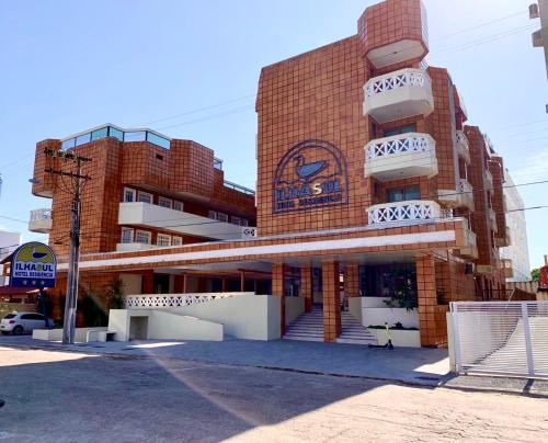 . Ilhasul Hotel Residencia