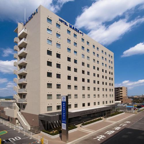 筑波馬一酒店 Hotel Mark-1 Tsukuba