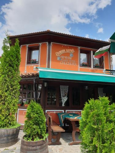 . Chuchura Family Hotel