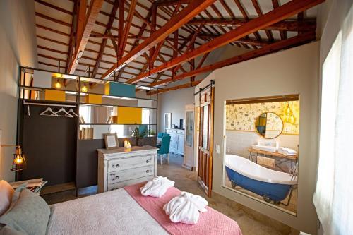 Suite con terraza - Uso individual El Patio de los Jazmines 2