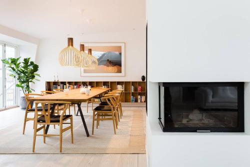 . Dinesen Collection Luxury Condos by Royal Danish Theatre