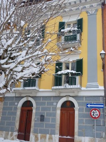 Note d'Acqua - Accommodation - Introdacqua