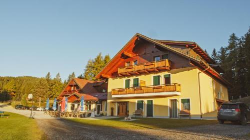 Alpengasthaus Gießlhütte - Wolfsberg