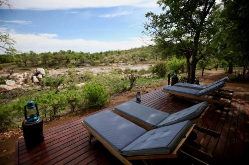 . Ivory Wilderness River Rock Lodge