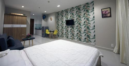 Sky Center Luxury Apartment, Tân Bình